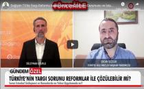 Değişim TV'de Yargı Reformu kapsamında Genç Evlilerin Durumunu ve İstanbul Sözleşmesini konuştuk.
