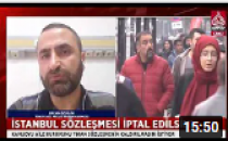 RehberTV'de Türkiye Aile Meclisi Adına Konuştum