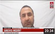 RehberTV'de İstanbul Sözleşmesi ve GREVIO Hakkında Konuştuk