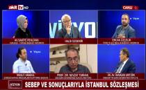 Akit TV Vizyon Programında İstanbul Sözleşmesi ve Aile Hakkında Konuştuk