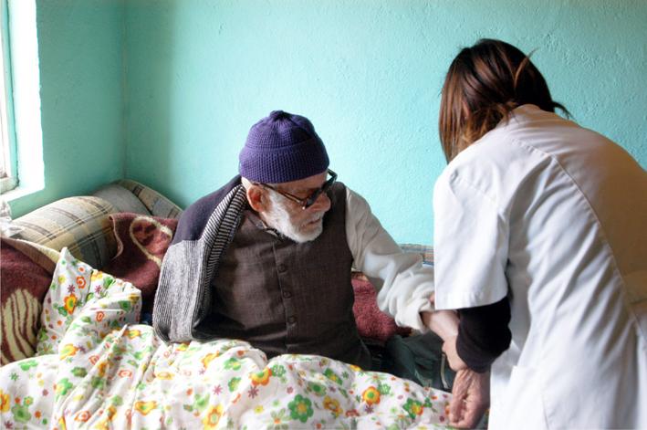 Evde Sağlık ve Sosyal Destek Projesi