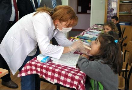Çocuk Sağlığı Taramaları Projesi