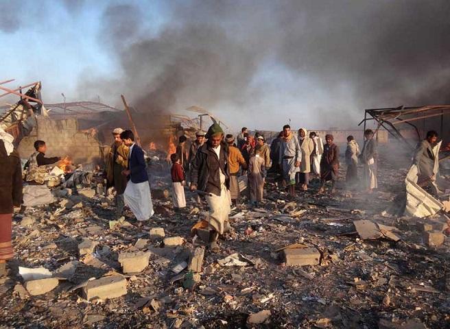 Yemen'den Kahve Değil, Katliam Sesleri Geliyor!